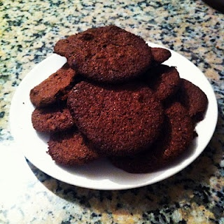 ÇİKOLATALI COOKIE: Çikolatali Cookies, Dukan Recipes