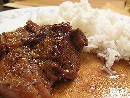 Spicy Peruvian Pork / Adobo
