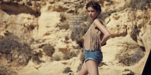 Catálogo de mujer El Corte Inglés Primavera-Verano 2015