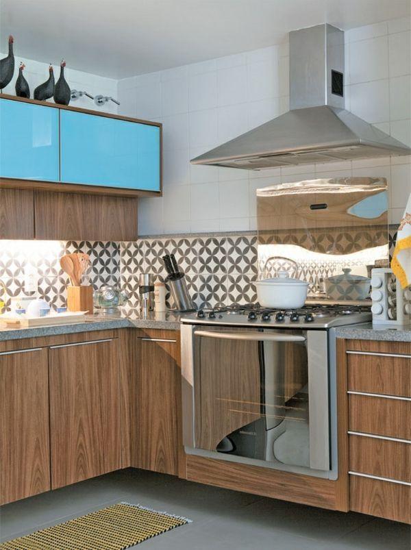 67 best Küche Möbel - Kitchen DESIGNS u2013 neueste Trends bei der - kleine küche gestalten