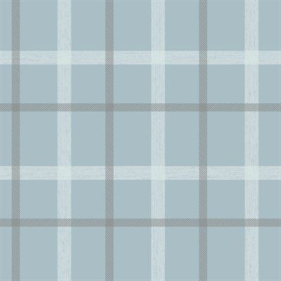 Graham & Brown 20-5 Fabric Plaid Wallpaper
