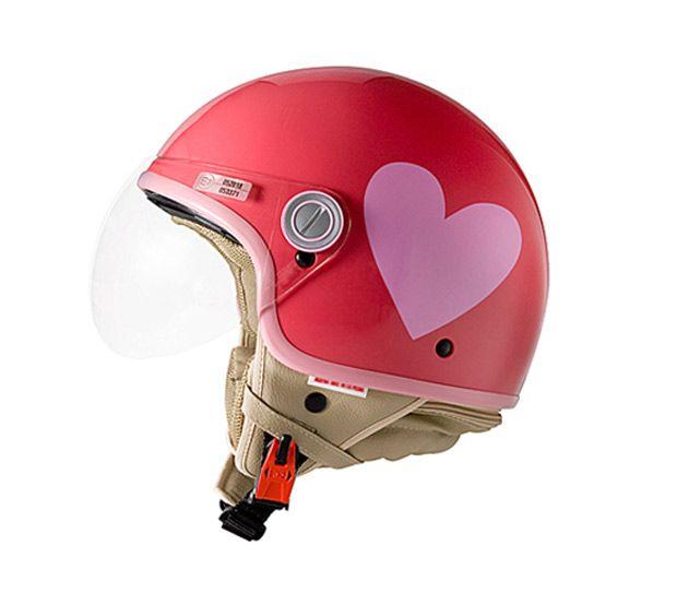 agatha ruiz de la prada motorbike helmet