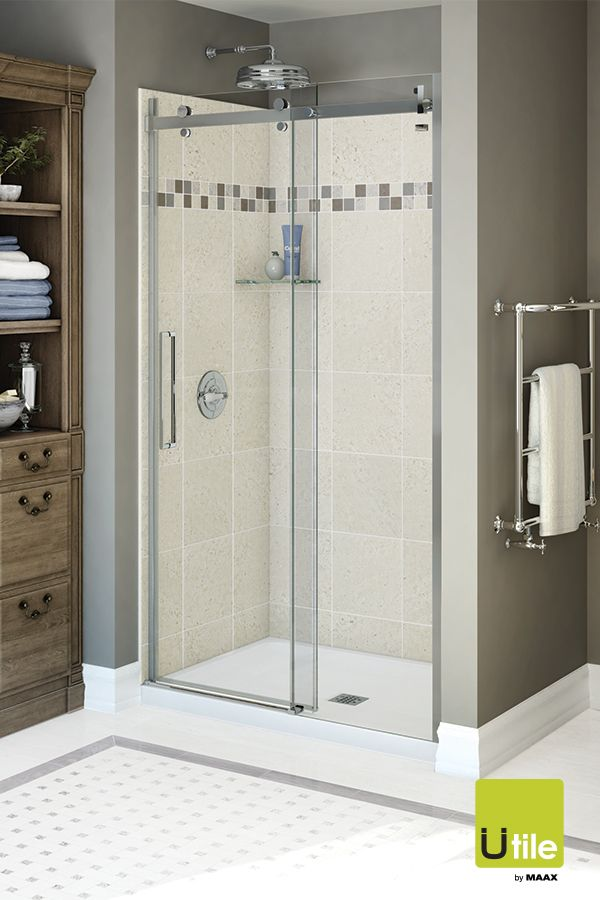 11 best Beautiful Bathrooms by MAAX images on Pinterest | Beautiful ...