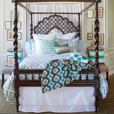 Bedroom Decor Ideas In Teal And Turquoise