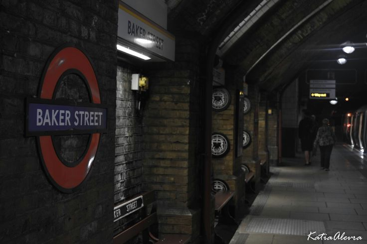 Baker Street Underground!