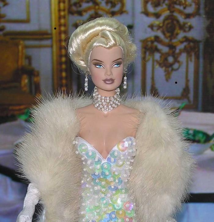 Fur Barbie