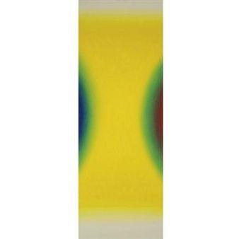 Two Rainbows By Wojciech Fangor ,1962