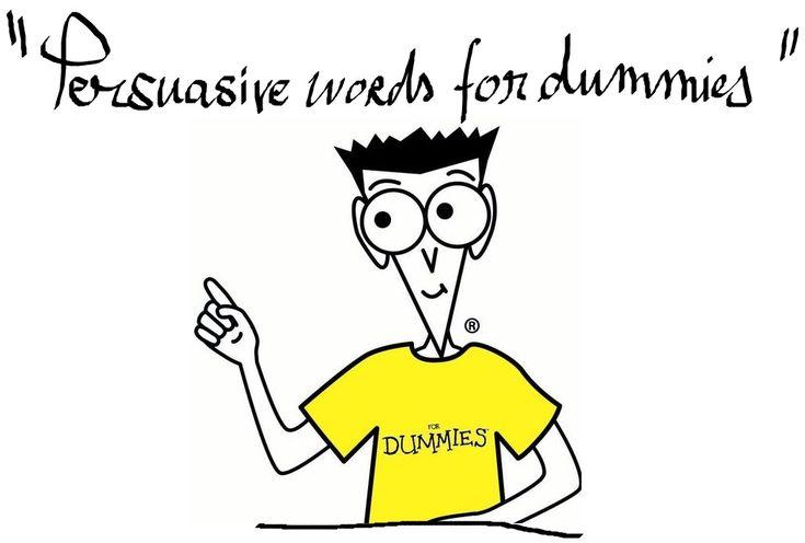List of persuasive words