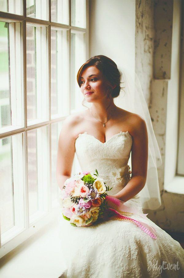 свадебный образ невесты #bride #wedding