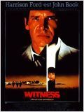 Witness (Le témoin) : Film américain policier, thriller, romance - avec : Harrison Ford, Kelly McGillis, Josef Sommer - 1985