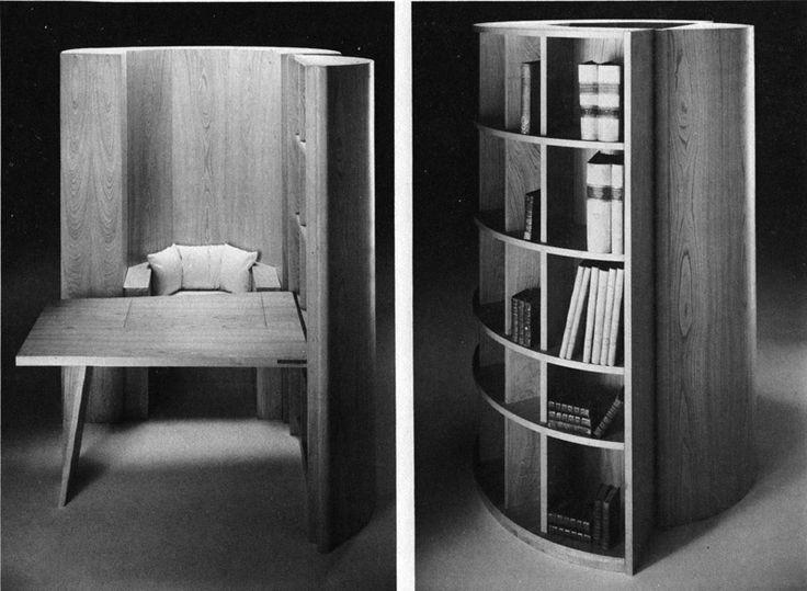 'Torri d'avorio su terremoti', Adolfo Natalini, project for Triennale 1985