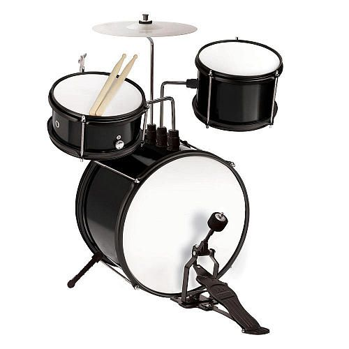 """First Act Discovery Junior Drum Set - Black - First Act - Toys """"R"""" Us"""