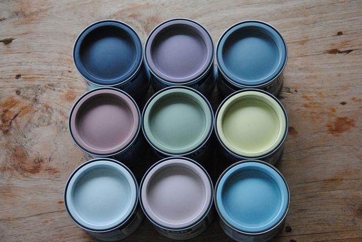 Deze kleuren zijn al beschikbaar en vrij te gebruiken!!