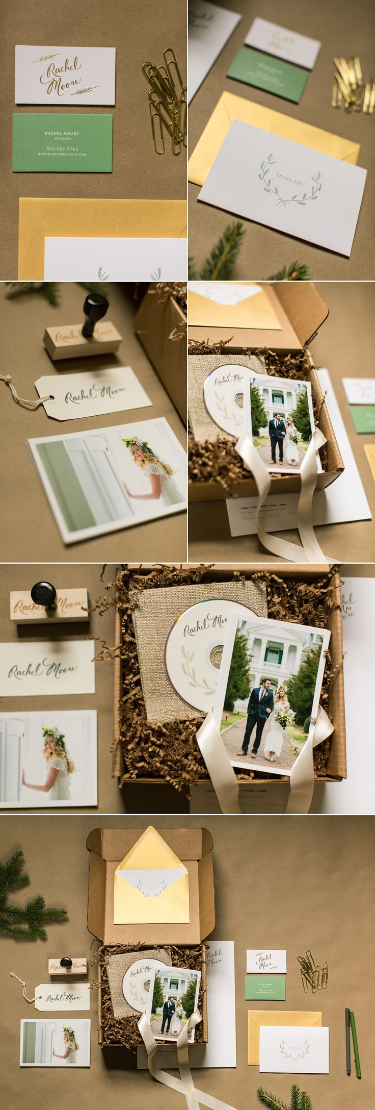 Rachel Moore Photography - new branding