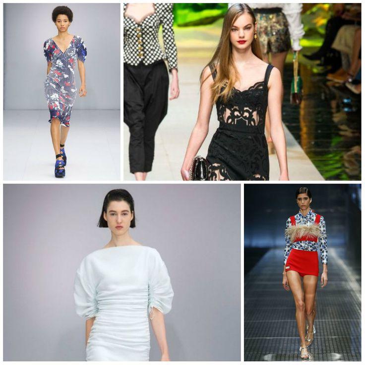 Milán Semana de la Moda de 2017 SS Peinado Ideas //  #2017 #Ideas #Milán #moda #Peinado #semana