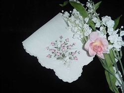 lily valley hankie