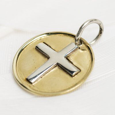 Cross charm #2013 > RRP $AUD33.00 | PALAS Jewellery