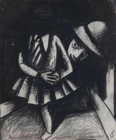Charles Blackman schoolgirl series - Google Search