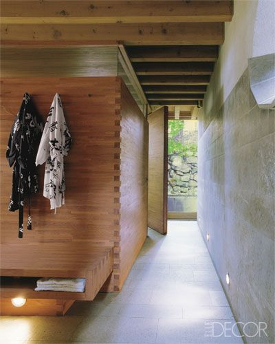 Wishing for a sauna in our home...