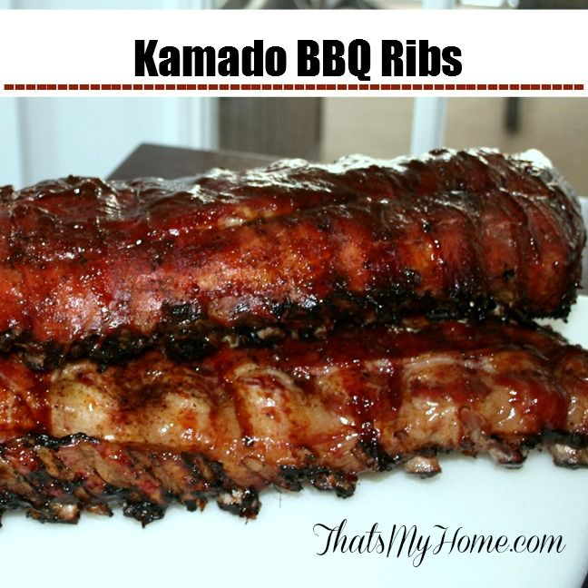 Recipes, Food and Cooking Kamado Grill Barbecue Ribs #bbqribs #barbecueribs #kamadogrillrecipes
