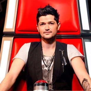 Danny O'Donoghue from The Script and The Voice UK...the Irish accent is enchanting whether he's talking or singing!