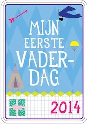For all those great new fathers around the world we've created the special MILESTONE™ Card:  'Mijn Eerste Vaderdag'! http://www.milestonecards.com/fathers-day-free-printable/