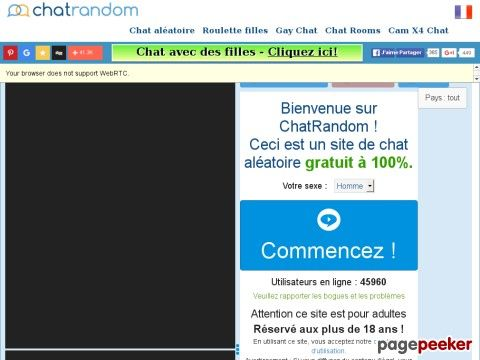 Sit de chat video