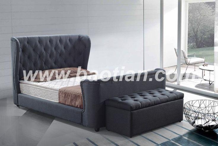 Tejido revestido otomanos muebles para niños cubo otomana de almacenamiento de tela cama-imagen--Identificación del producto:60419653802-spanish.alibaba.com