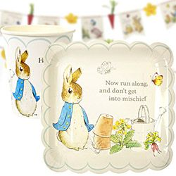 Peter Rabbit Essentials Party Pack