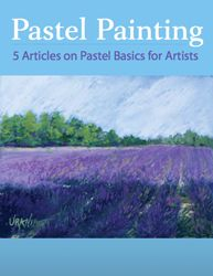 Explore this user-friendly medium with Pastel Painting: 5 Articles on Pastel Basics for Artists. It's a free download that features pastel techniques for beginners, so you can learn everything that you need to get started in pastel art.