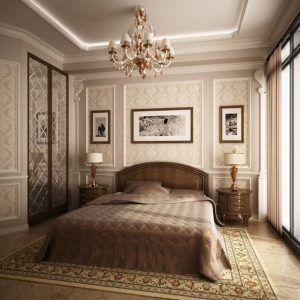 Красивые спальни — фото изумительного дизайна интерьера (65 фото)