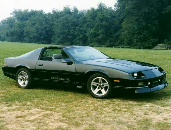 1987 z28 Camaro