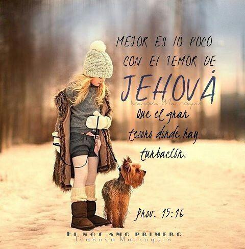 Proverbios 15:16