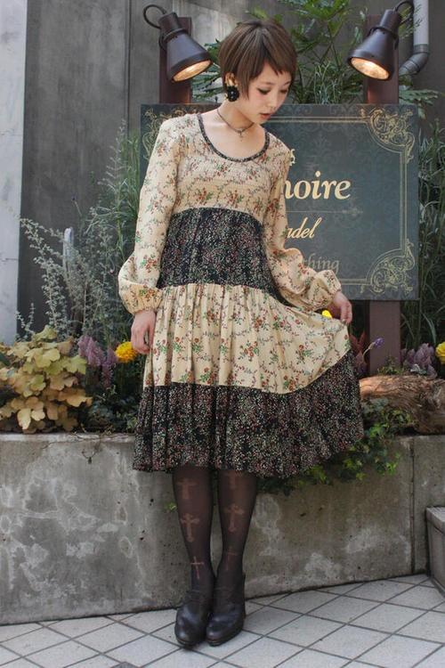 Dolly Kei / Mori girl fashion from Grimoire