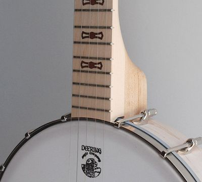 New Year's Resolution Deering Goodtime Banjo Sweepstakes