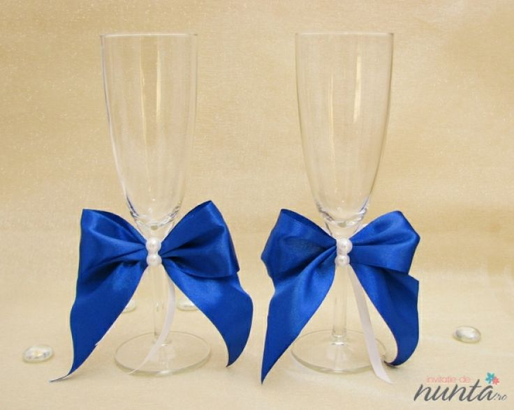 Set pahare miri Royal Blue