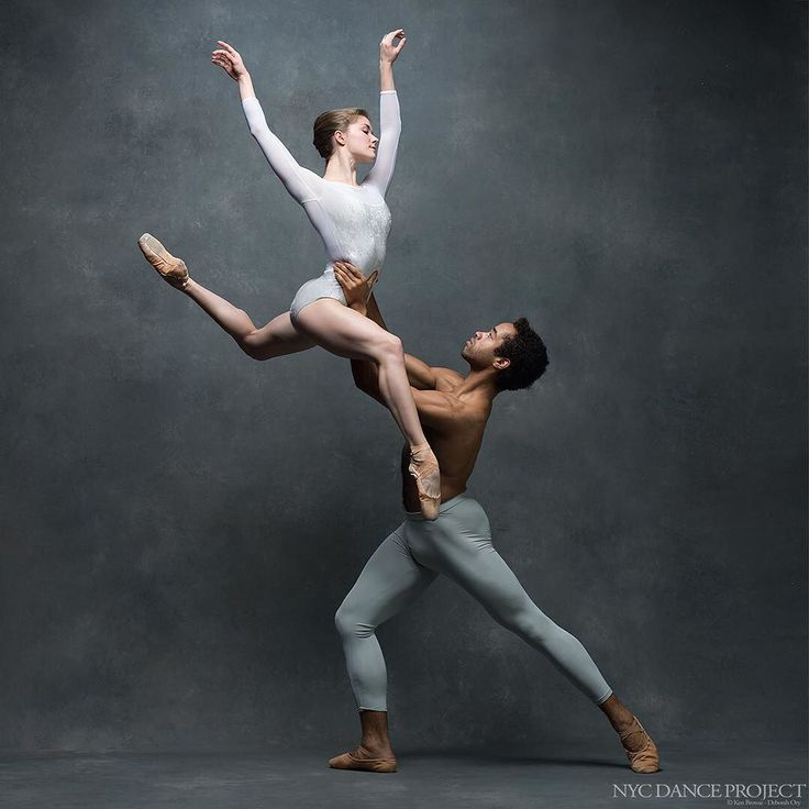 Cassandra Trenary and Gabe Stone Shayer | American Ballet Theatre