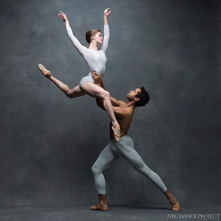 Cassandra Trenary and Gabe Stone Shayer | American Ballet Theatre