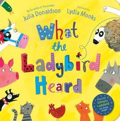What The Ladybird Heard (Board)