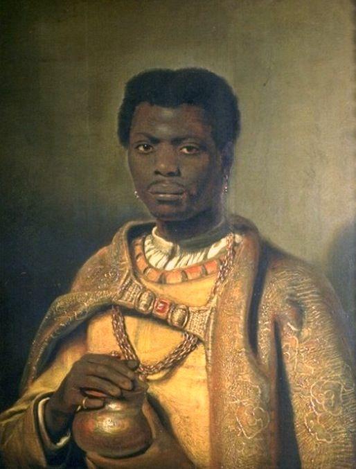 Hendrik Heerschop The Moorish King Caspar Netherlands (1654) Oil on Canvas, 74.8 x 60.5 cm Staatliche Museen zu Berlin, Gemäldegalerie