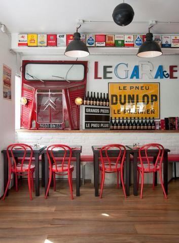 17 meilleures images propos de mon reve inaccessible for Le garage a pizza