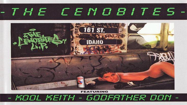 The Cenobites (Kool Keith + Godfather Don) - The Cenobites LP [HQ]
