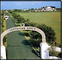 Southfork Ranch from the tv show Dallas, one of my faves!