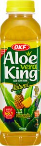 Aloe Vera King Pineapple (500ml, 16.9 oz)