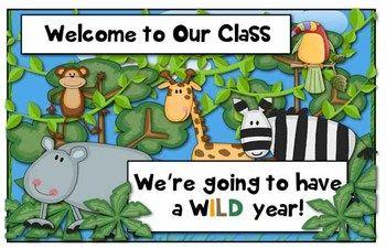 safari bulletin board