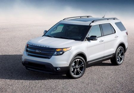 2013 Ford Explorer Sport price and Review