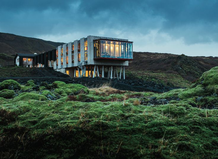 The Proximity Of Ion Hotel To Thingvellir National Park Means You Can Fish On Iceland S
