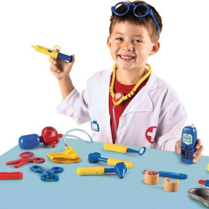 Learning Resources Pretend & Play Doctor Set for Kids