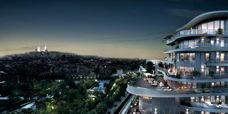 Site Unic Paris by EMERIGE - promoteur immobilier