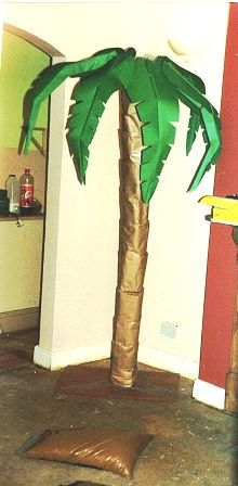 25 Best Ideas About Palm Tree Crafts On Pinterest